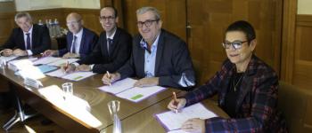 Morteau : signature d'un Contrat local de santé