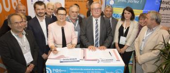 Les Portes du Haut-Doubs : un P@C de projets avec le Départe...