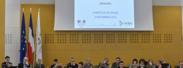 SDAASP du Doubs, un an après le Département fait un premier ...