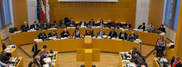 Le budget primitif 2019 voté