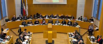 Assemblée plénière du Conseil départemental du Doubs du lund...