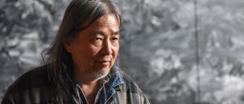 Yan Pei-Ming se confronte à Courbet