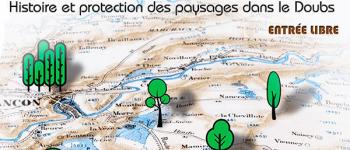 Gustave Courbet aux archives départementales