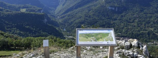 Le sentier poétique de Hautepierre-le-Châtelet