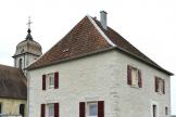 Branne - Le presbytère transformé en logements