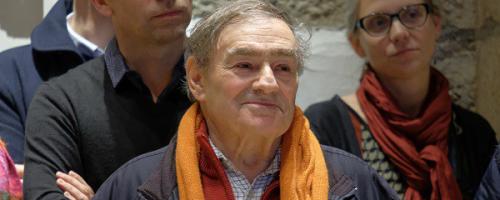 Georges Fessy s'expose à la Saline
