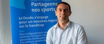 MANUEL JEANNIER, CHARGÉ DE MISSION « PARTAGEONS NOS SPORTS »