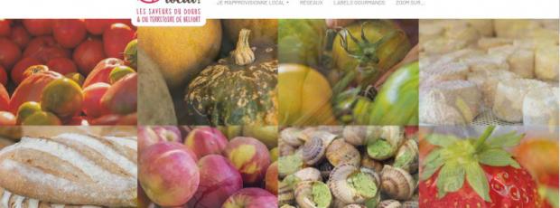 Soutenir les producteurs du Doubs et aider les habitants à c...