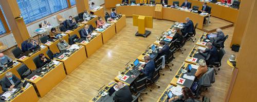 Session publique du Conseil départemental du Doubs