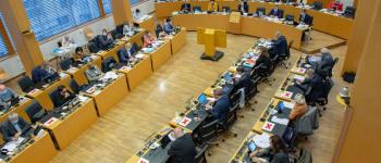 Suivez en direct l'Assemblée départementale du lundi 26 octo...