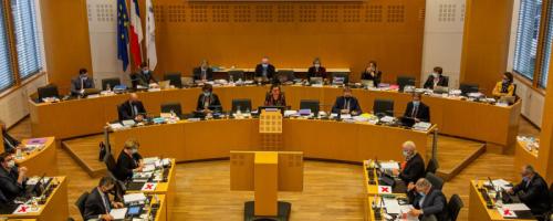 Assemblée départementale du 26 octobre 2020 : les principale...