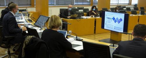 Inclusion numérique : présentation du schéma départemental a...