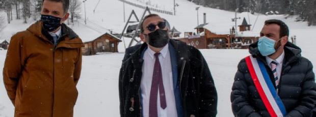 Les stations de ski face au changement climatique : une renc...