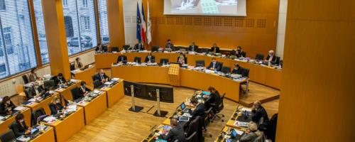 Assemblée départementale du lundi 29 mars