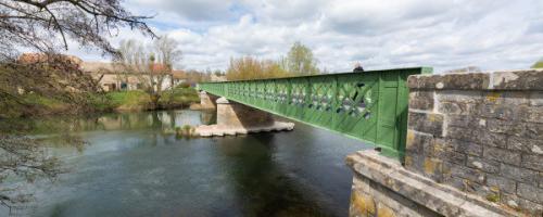 Inauguration du pont de Sornay : Un exemple de coopération i...