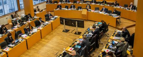 Session publique du Conseil départemental du Doubs du 31 mai...