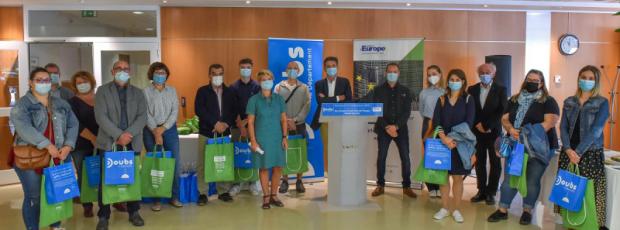 """""""L'Europe et l'environnement"""" et remise de prix"""