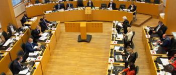 Assemblée départementale lundi 27 septembre