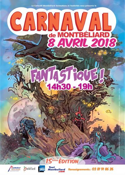 15e Carnaval de Montbéliard