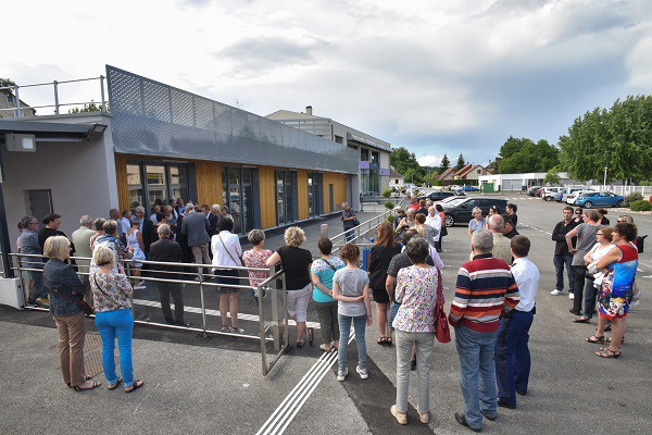 Dampierre-les-Bois – Loray, double inauguration